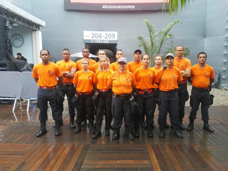 bombeiros civis para eventos