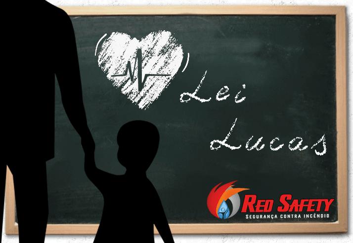 Lei Lucas: Segurança Aliada à Educação